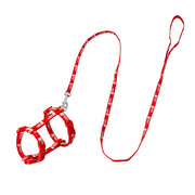 Nylon Cat Harness & Leash Set