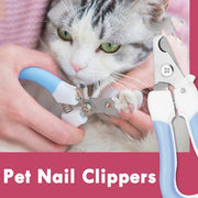 Stainless Steel Cat Nail Clipper