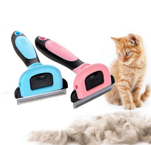 Detachable Clipper Pet Hair Comb
