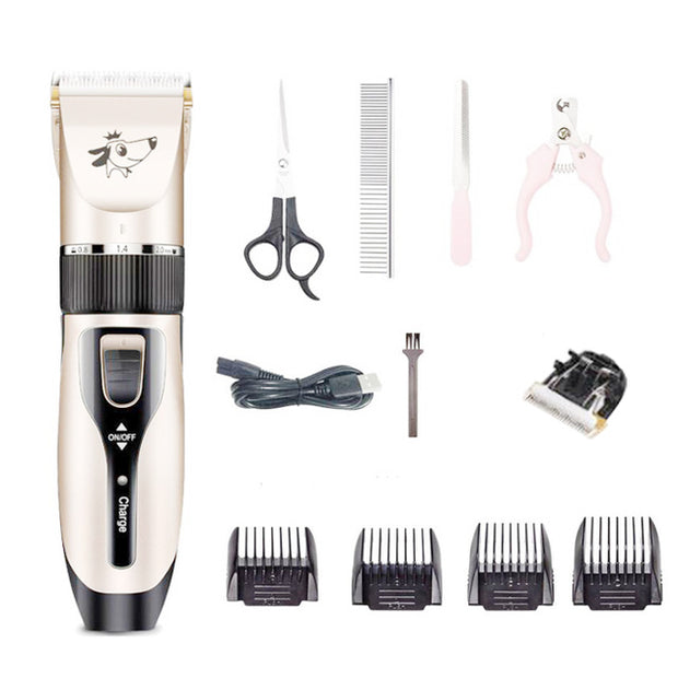 Professional Dog Grooming Kit