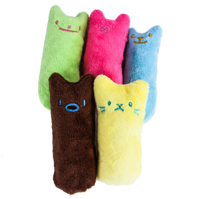 Funny Plush Cat Toy
