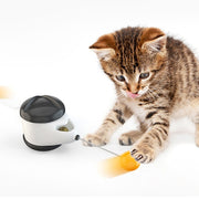 Smart Cat Toy with Wheels