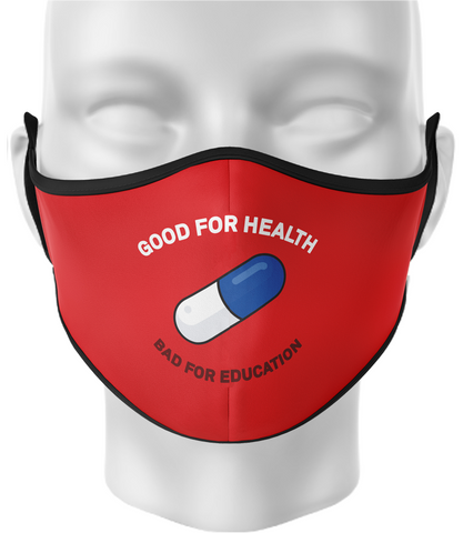 Kaneda Pill Face Mask