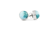 Cascada Earrings-Round
