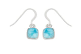 Oceano Earrings-Square