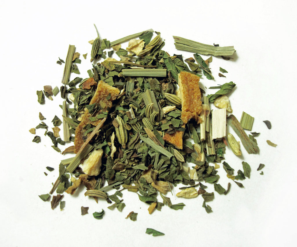 Citrus Ginger Mint Herbal Blend