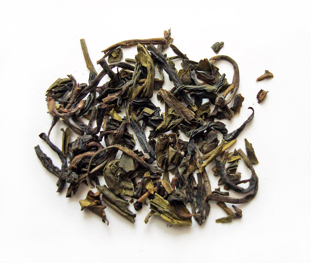 Darjeeling ~ Makaibari Estate Loose Leaf Green Tea ~ Organic