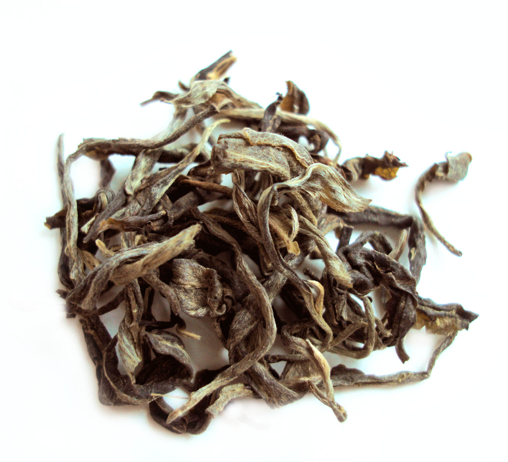 Pu-Erh Old Tree Green ~ Loose Leaf