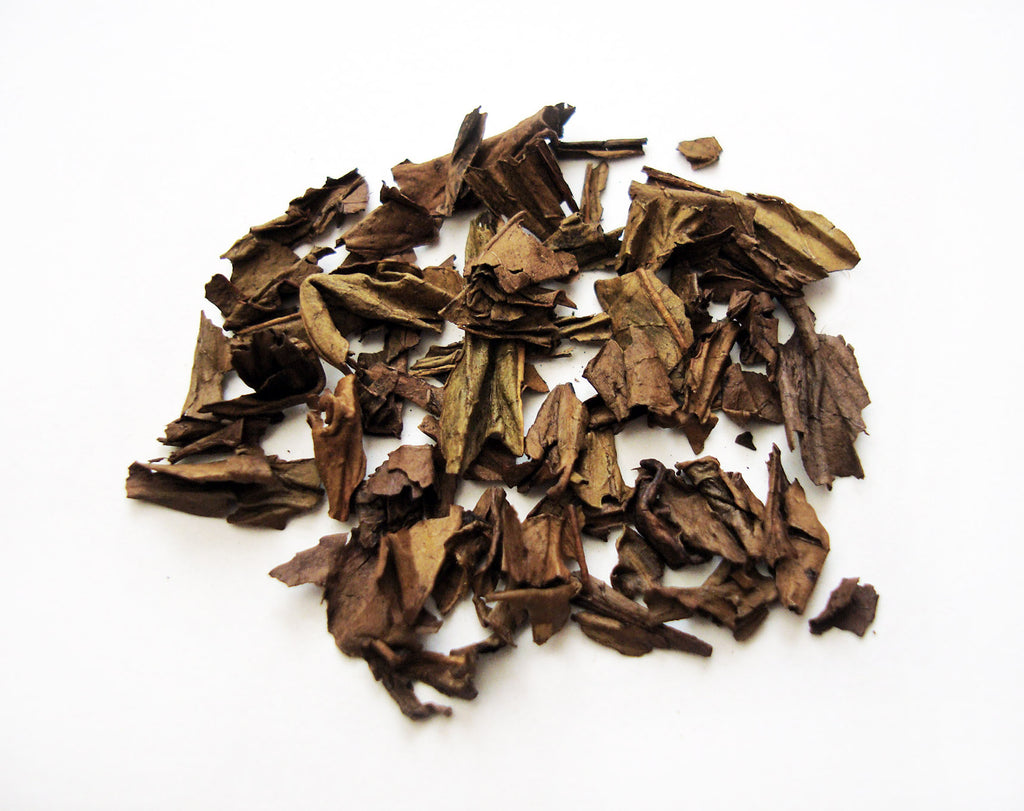 Assam Hojicha ~ Roasted Japanese Green Tea from India ~ Organic