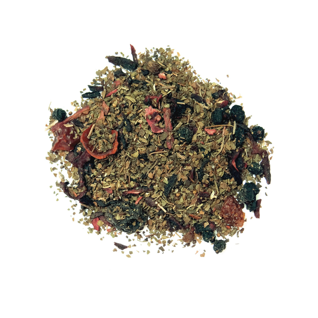 Holy Berry ~ Tulsi and Berry Herbal Tea ~ Organic