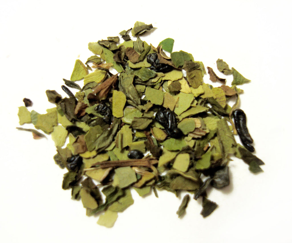 Morocco Mint Maté Herbal Tea Blend ~ Organic
