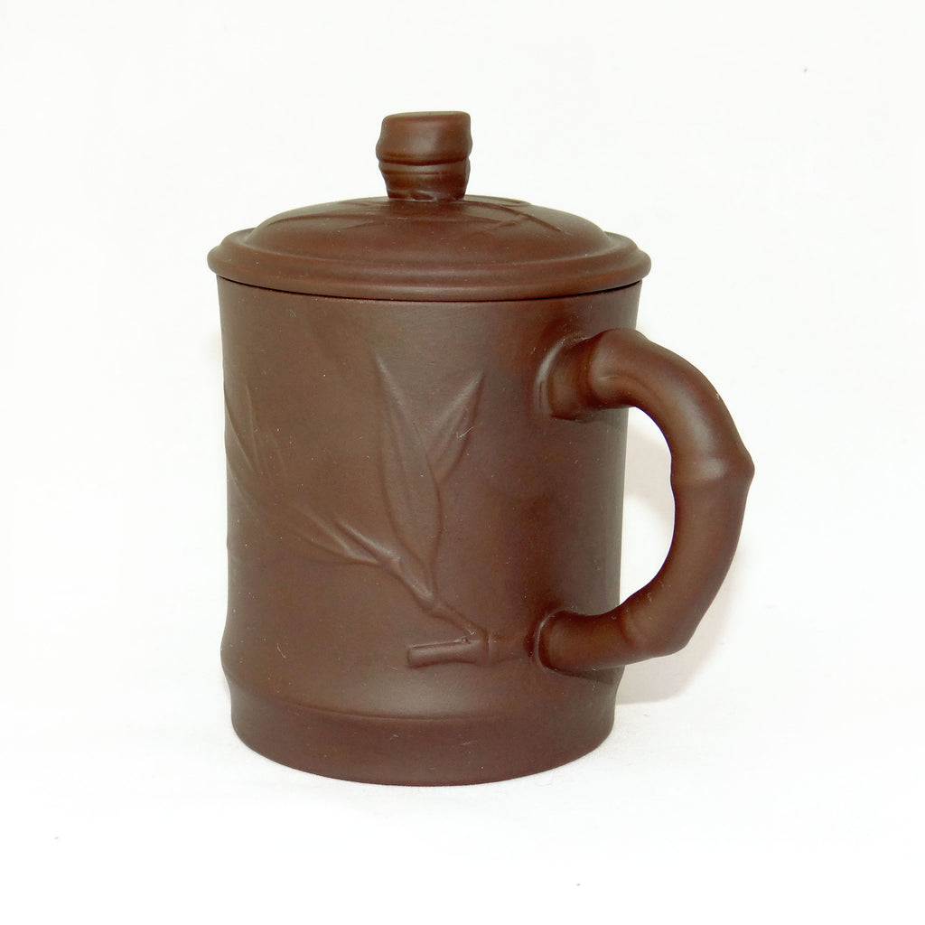 'Prosperity' - Yixing Lidded Mug