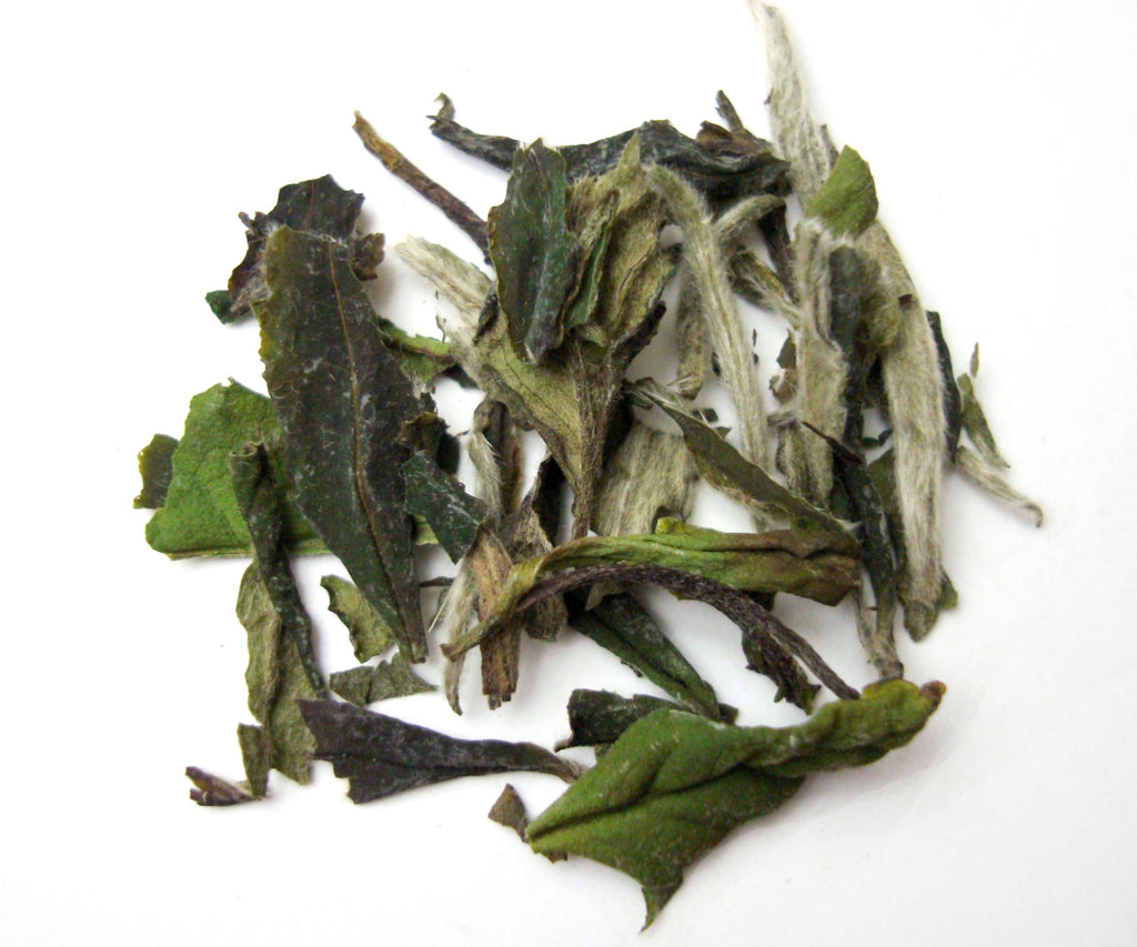 Bai Mu Dan Super Fancy White Tea ~ Organic