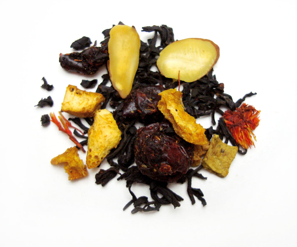 Buddha's Delight Flavored Black Tea