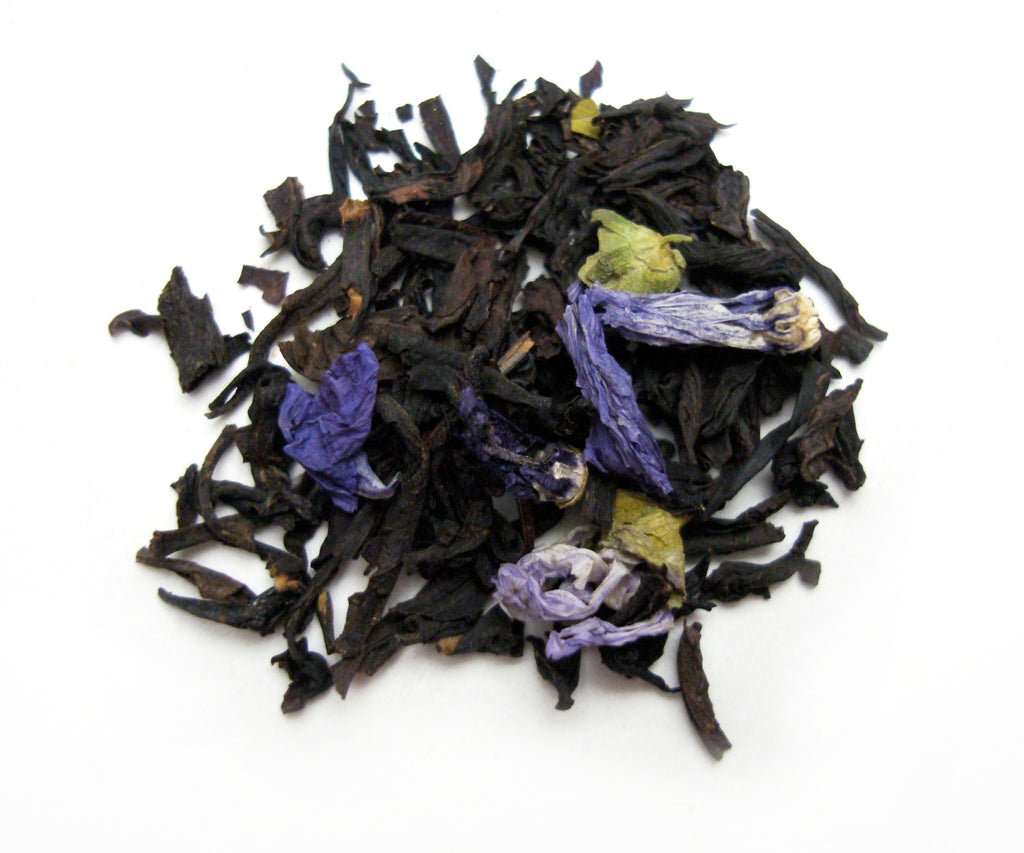 Lilac Flavored Black Tea