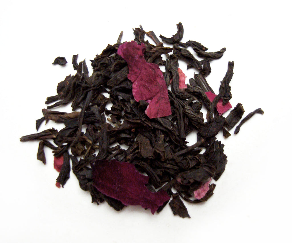 Rose Congou Flavored & Scented Black Tea