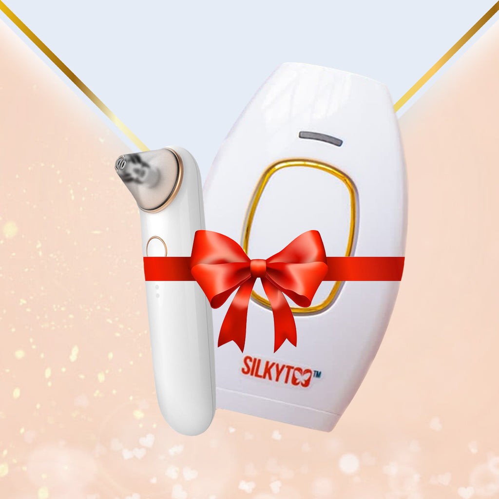 SilkyToo Smooth Skin Gift Set - SILKYTOO