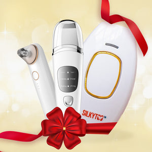 Ultimate Beauty Holiday Gift Set by SilkyToo™ - SILKYTOO