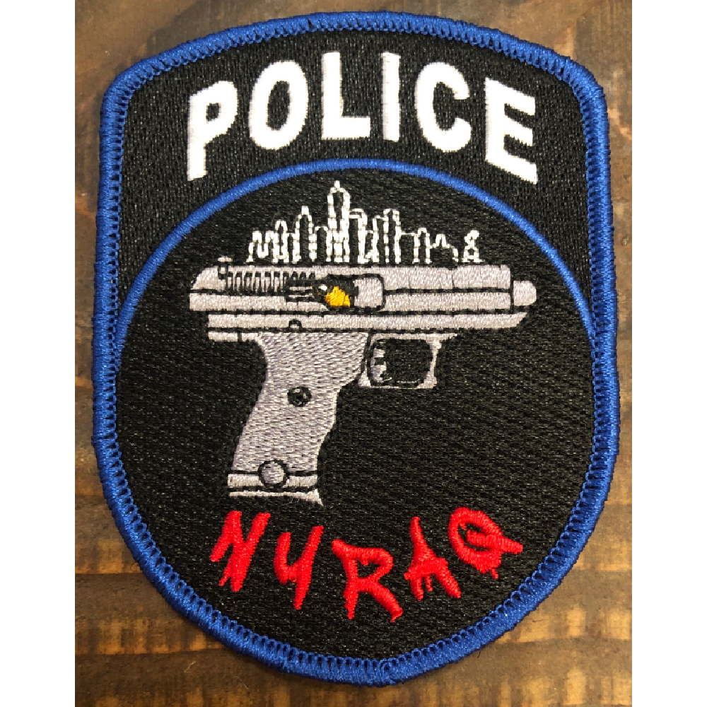 NYRAQ Patch
