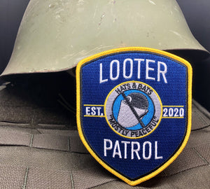 Looter Patrol Patch