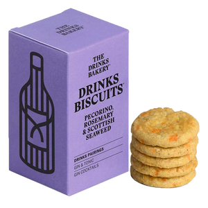 DRINKS BISCUITS – PECORINO, ROSMARIN & SKOTSK TÅNG