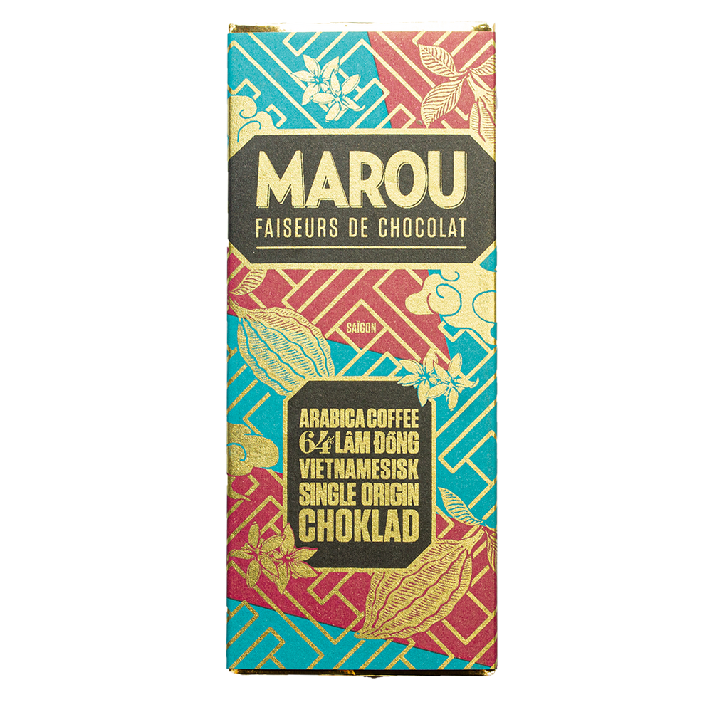 MAROU – ARABICA COFFEE 64%