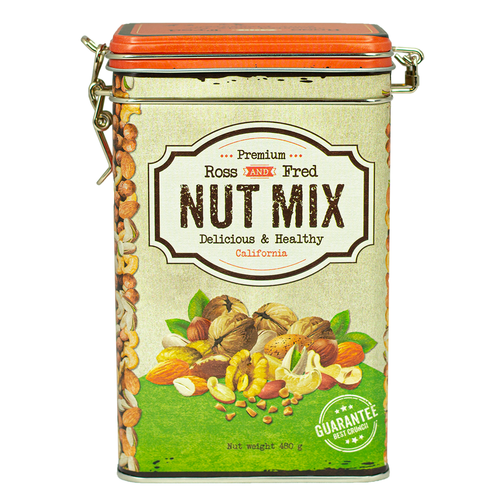 Load image into Gallery viewer, BURK NUT MIX