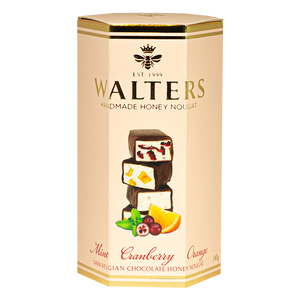 Load image into Gallery viewer, WALTERS – NOUGAT MED MINT & TORKAD FRUKT