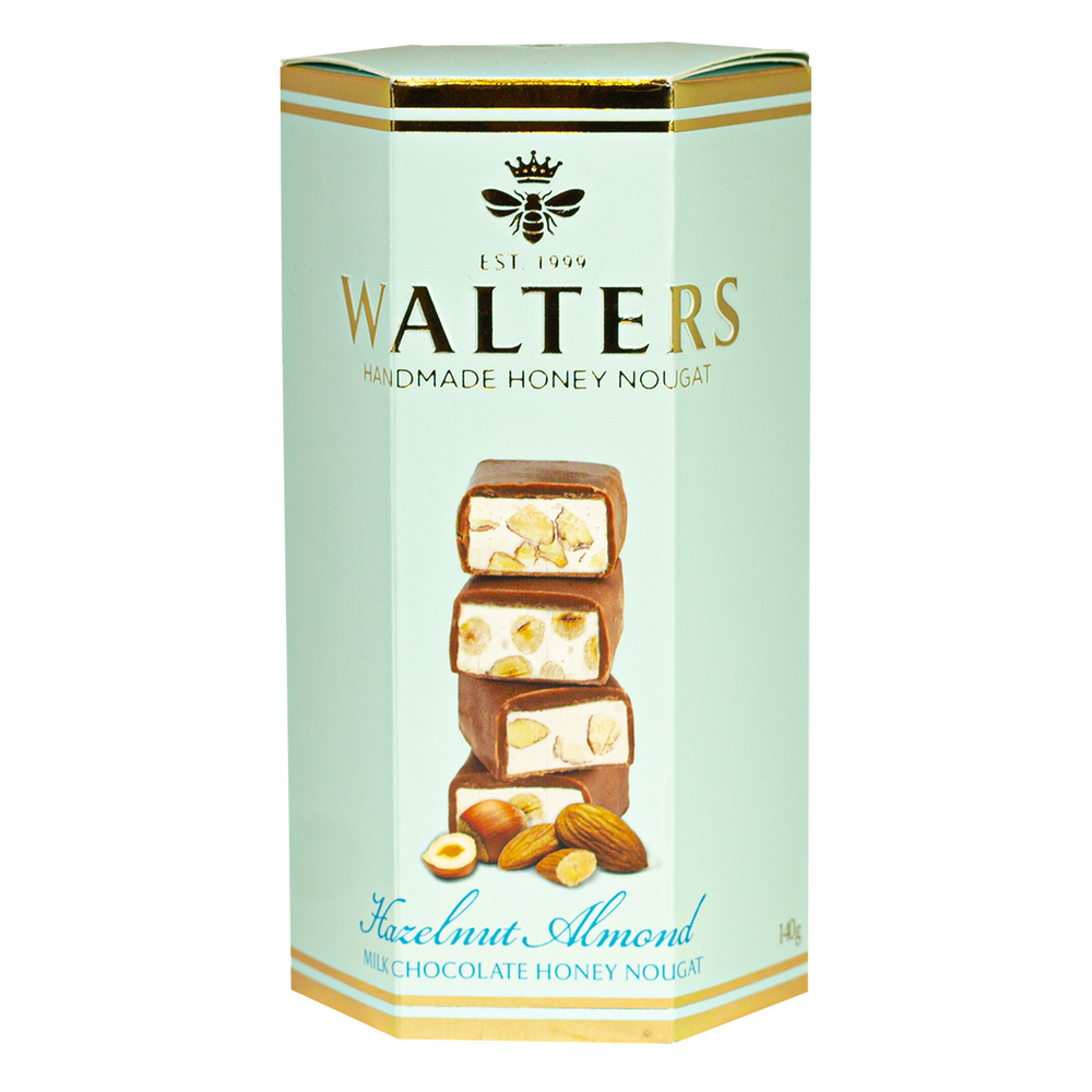 Load image into Gallery viewer, WALTERS – NOUGAT MED NÖTTER