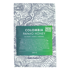 Load image into Gallery viewer, GRINGO – COLOMBIA PAPAYO HONEY 250 GRAM