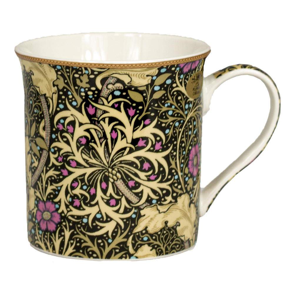 WILLIAM MORRIS – SEAWEED MUG