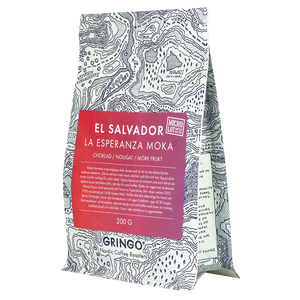 Load image into Gallery viewer, GRINGO – EL SALVADOR LA ESPERANZA MOKA 200 GRAM