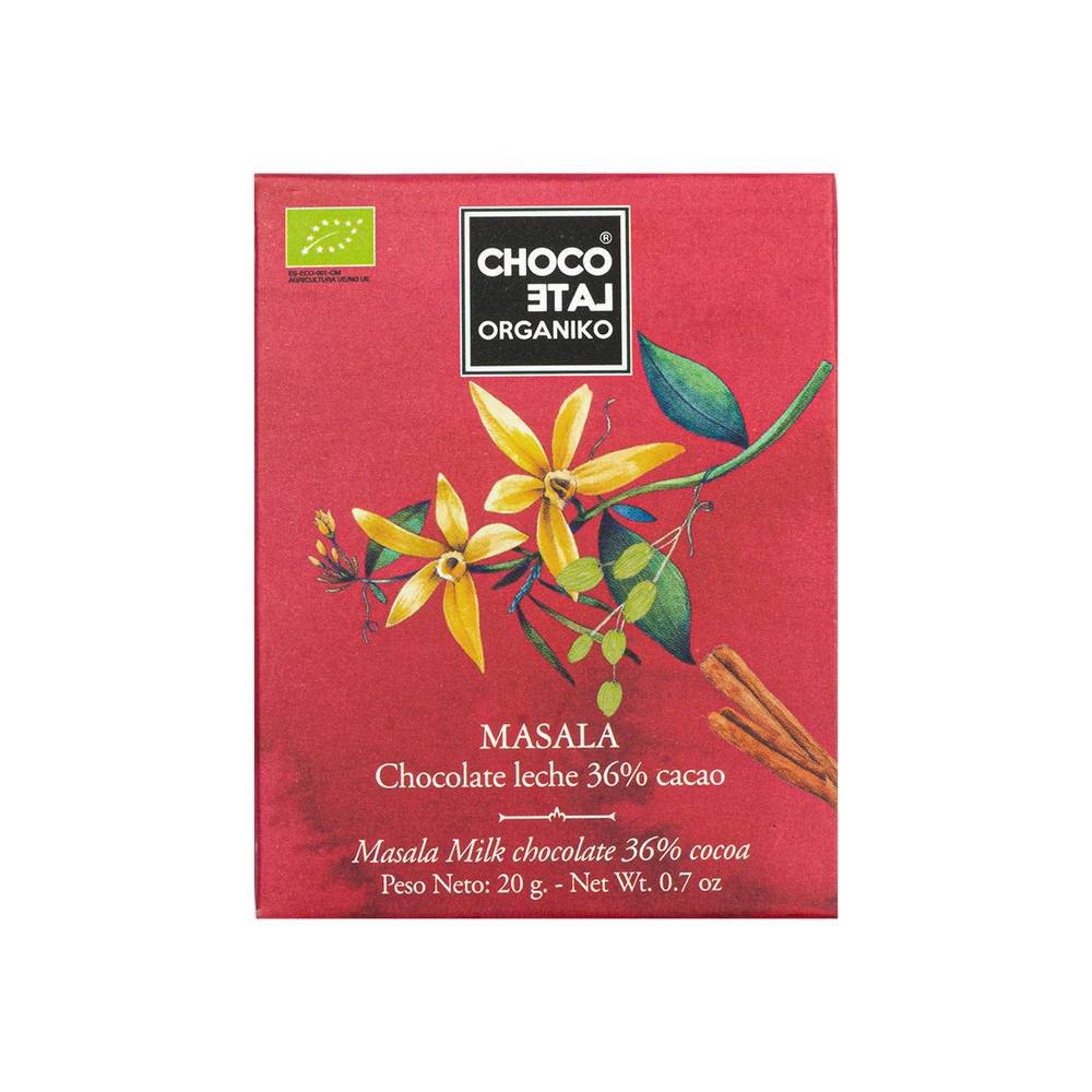 Load image into Gallery viewer, CHOCOLATE ORGÁNIKO – MASALA