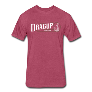 DUC Shirt - heather burgundy