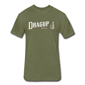DUC Shirt - heather military green