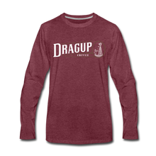 Load image into Gallery viewer, Long Sleeve - heather burgundy