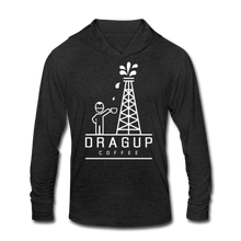 Load image into Gallery viewer, DUC Hoodie Shirt - heather black