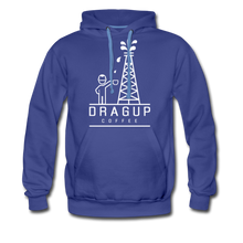 Load image into Gallery viewer, DUC Logo HOODIE - royalblue