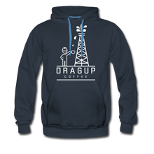Load image into Gallery viewer, DUC Logo HOODIE - navy