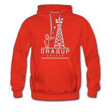 Load image into Gallery viewer, DUC Logo HOODIE - red
