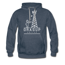 Load image into Gallery viewer, DUC Logo HOODIE - heather denim