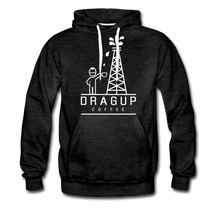 Load image into Gallery viewer, DUC Logo HOODIE - charcoal gray