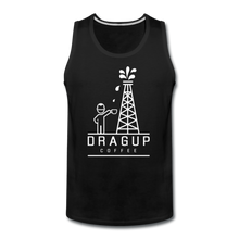 Load image into Gallery viewer, DUC Logo Tank (White Logo) - black