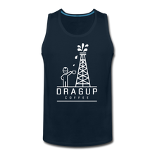 Load image into Gallery viewer, DUC Logo Tank (White Logo) - deep navy