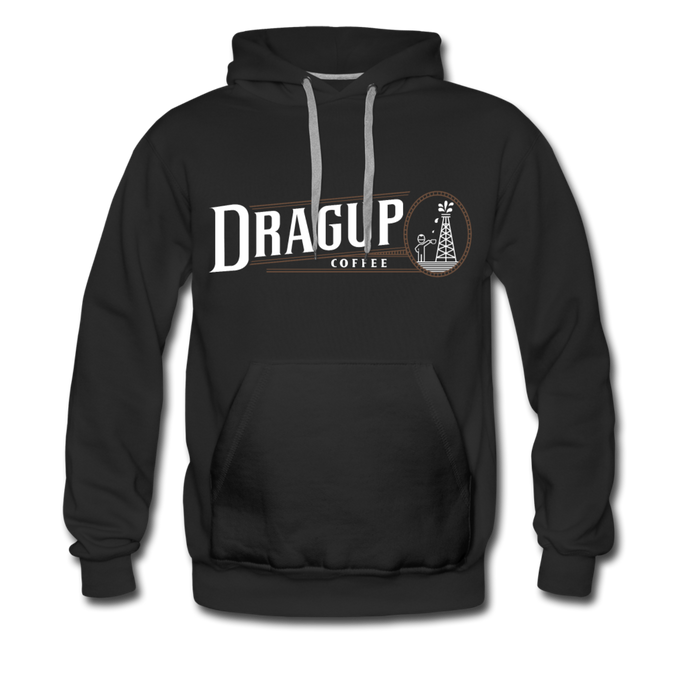 Drag Up Hoodie - black