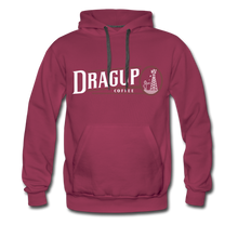 Load image into Gallery viewer, Drag Up Hoodie - burgundy