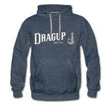 Load image into Gallery viewer, Drag Up Hoodie - heather denim