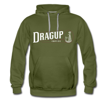 Load image into Gallery viewer, Drag Up Hoodie - olive green