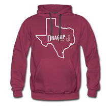 Load image into Gallery viewer, TEXAS! HOOIDE - burgundy