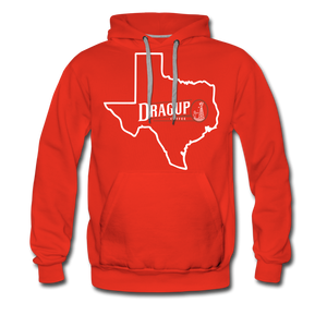 TEXAS! HOOIDE - red